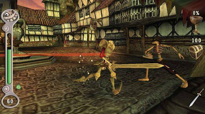 Medievil Resurrection - PSP trucchi videogame