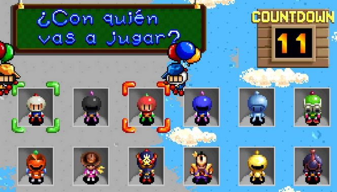 Neo bomberman - Neo Geo trucchi videogame