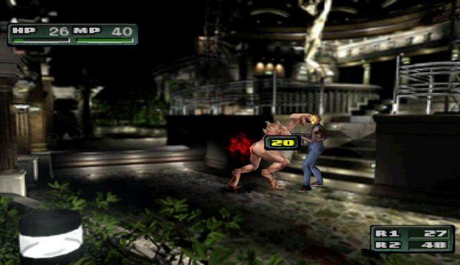 Parasite Eve - PS1 trucchi videogame