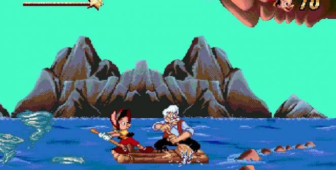 Pinocchio - SNES trucchi e codici videogame