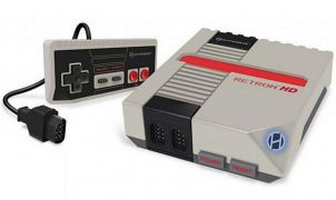 RetroN HD, la console compatibile con cart NES