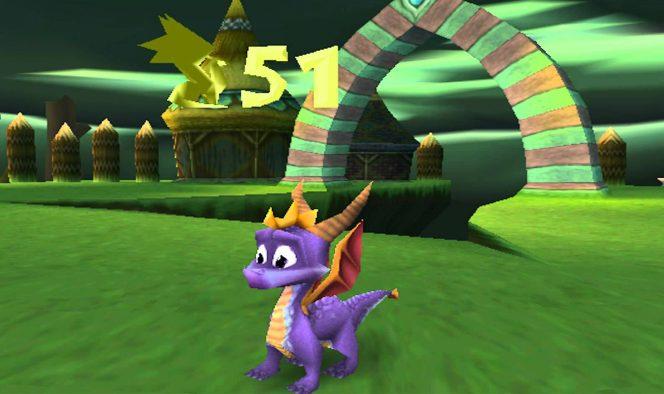 Spyro the Dragon - PS1 trucchi videogame