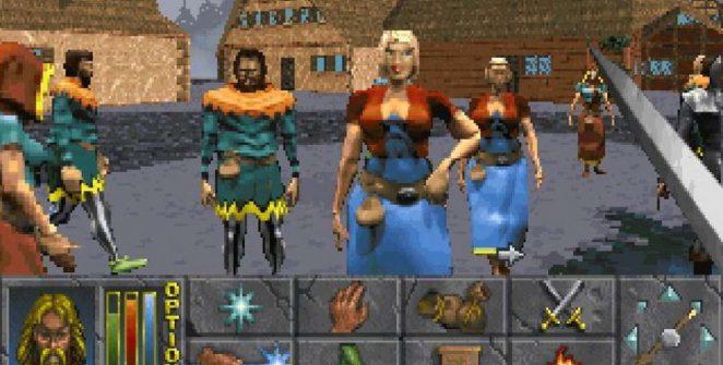The Elder Scrolls II Daggerfall - PC trucchi videogame