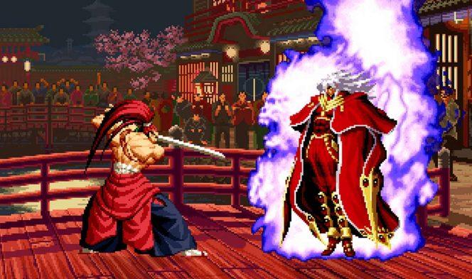 The Last Blade - Neo Geo trucchi e codici videogame