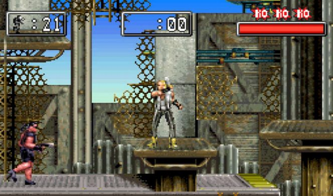 Waterworld- SNES password e trucchi videogame