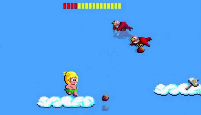 Wonder Boy - Master System trucchi videogame