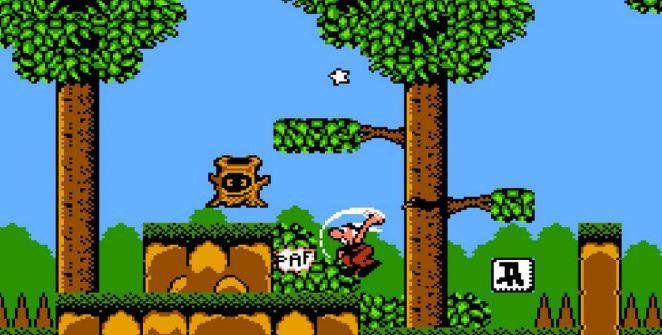 Asterix - NES trucchi e codici videogame