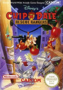 Chip 'n Dale Rescue Rangers - NES trucchi