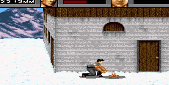 Cliffhanger - SNES trucchi e codici videogame
