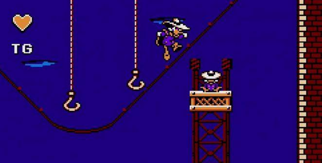 Darkwing Duck - NES trucchi e codici videogame
