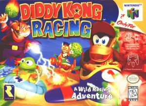 Diddy Kong Racing - N64 trucchi e password