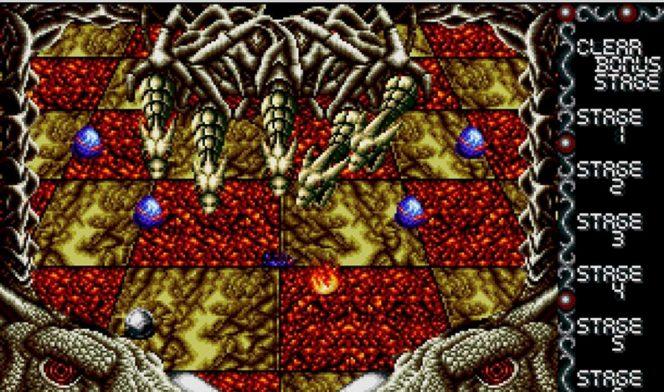 Dragon's Fury - Mega Drive trucchi e password videogame