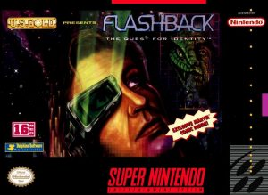 Flashback - SNES trucchi