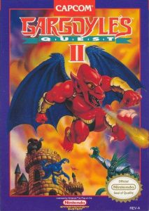 Gargoyle's Quest II The Demon Darkness - NES trucchi