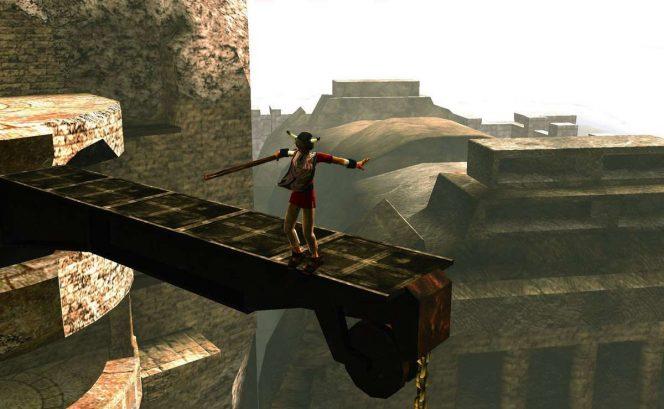 ICO - PS2 trucchi e sottotitoli videogame