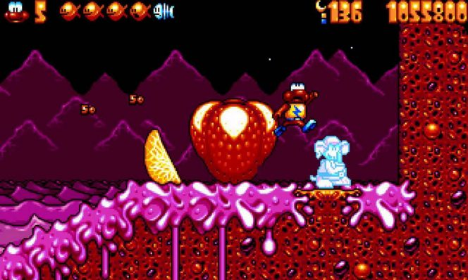 James Pond 3 Operation Starfish - Mega Drive trucchi videogame