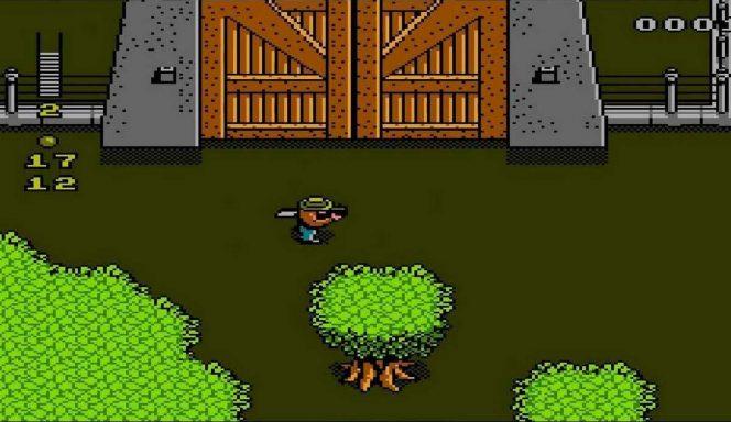 Jurassic Park - NES trucchi e segreti videogame