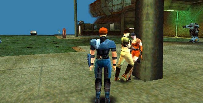 Omikron: The Nomad Soul - Dreamcast trucchi videogame