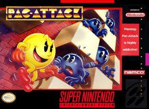 Pac-Attack - SNES trucchi e codici