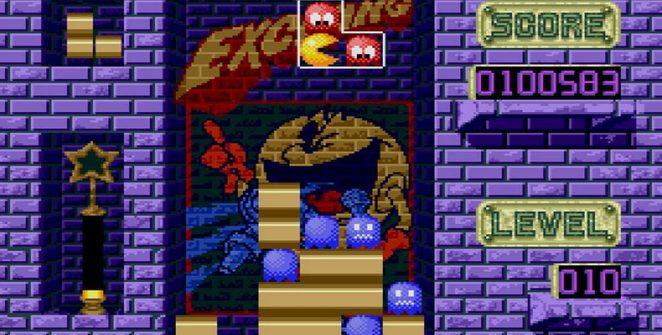 Pac-Attack - SNES trucchi e codici videogame