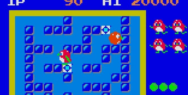 Pengo - Game Gear trucchi e codici videogame