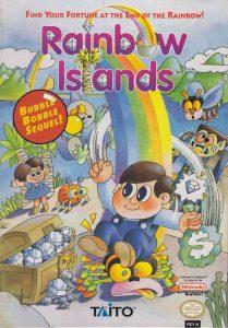 Rainbow Islands - NES trucchi e codici