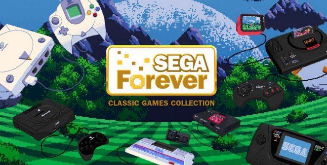 EGA Forever, i retrogames SEGA gratis su iOS e Android