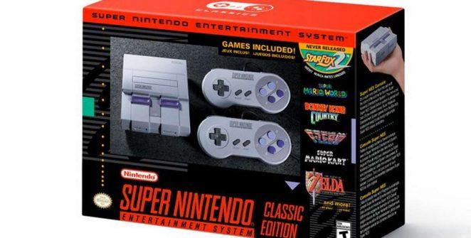 SNES Classic Mini prezzo, giochi e data di uscita