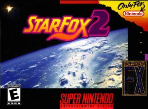 Star Fox 2 SNES Classic Mini