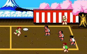 Super Dodge Ball - NES trucchi
