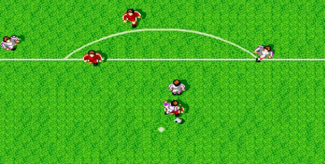 Super Kick Off - Mega Drive trucchi videogame