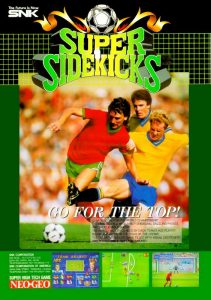 Super Sidekicks - Neo Geo trucchi e codici cheats