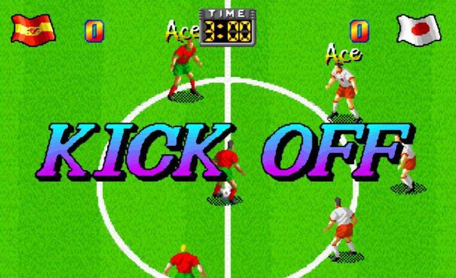 Super Sidekicks - Neo Geo trucchi e codici videogame