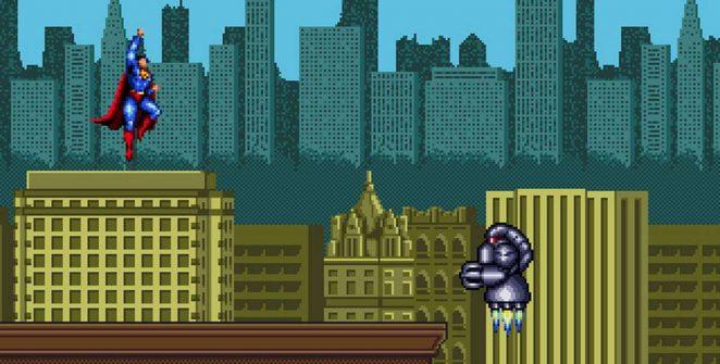 Superman - Sega Mega Drive trucchi videogame