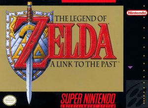 The Legend of Zelda A Link to the Past - SNES soluzione e trucchi cheats