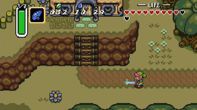 The Legend of Zelda A Link to the Past - SNES soluzione e trucchi videogame