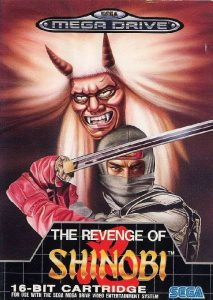 The Revenge of Shinobi - Mega Drive trucchi