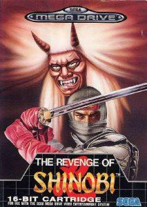 The Revenge of Shinobi - Mega Drive trucchi
