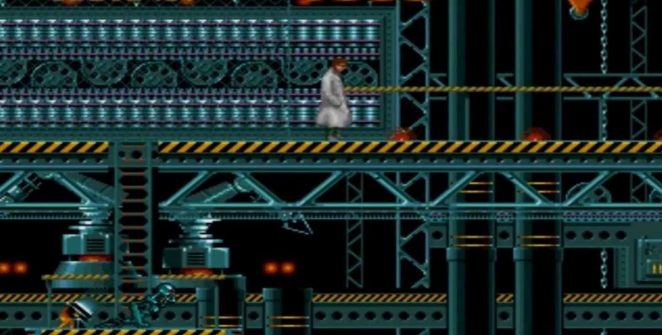 The Terminator - Mega Drive trucchi videogame