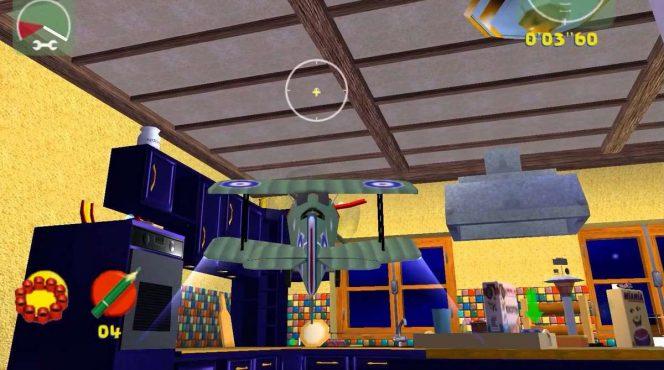 Toy Commander - Sega Dreamcast trucchi videogame