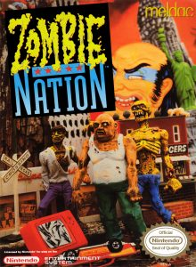 Zombie Nation - NES trucchi e codici cheats