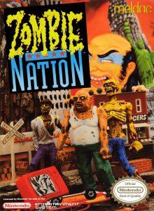 Zombie Nation - NES trucchi e codici cheats