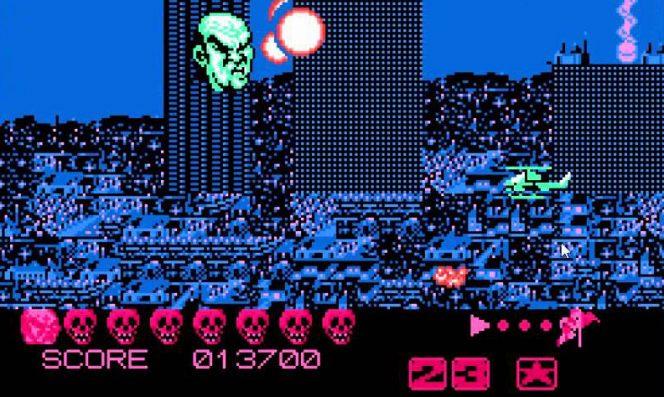 Zombie Nation - NES trucchi e codici videogame