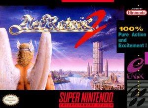 ActRaiser 2 - Super Nintendo password