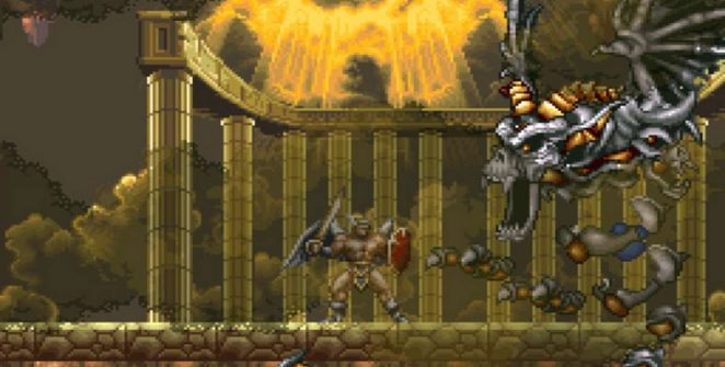 ActRaiser 2 - Super Nintendo password videogame