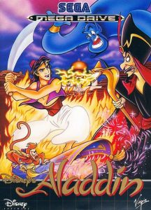Aladdin Mega Drive trucchi