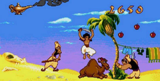 Aladdin - Mega Drive trucchi videogame