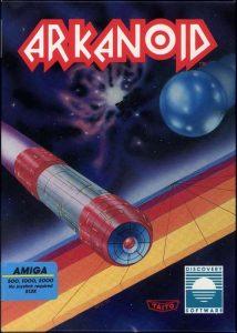 Arkanoid - Amiga trucchi e codici