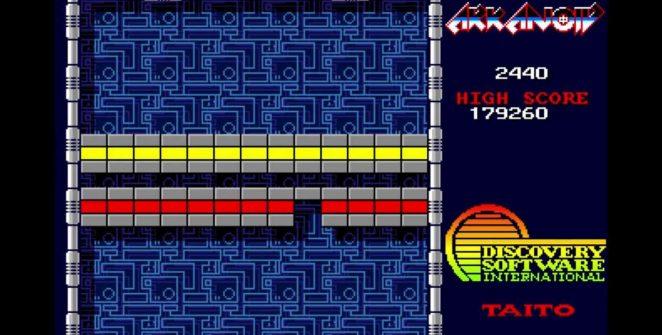 Arkanoid - Amiga trucchi e codici videogame