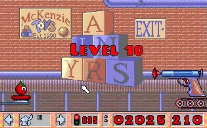 Bill's Tomato Game - Amiga trucchi e password videogame